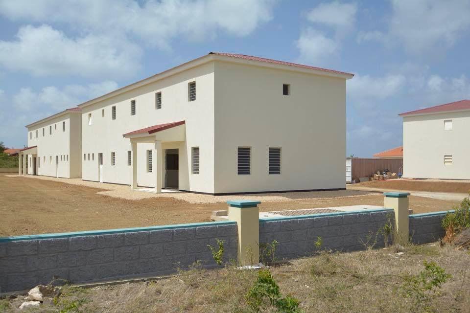 Utiliteitsgebouw Bonaire
